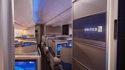 To win back customers' trust, United upgrades international business class