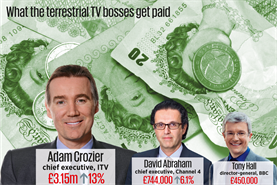What the terrestrial bosses get paid