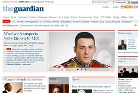 Guardian thinks global with new domain name theguardian.com