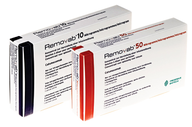 Removab: antibody treatment for malignant ascites