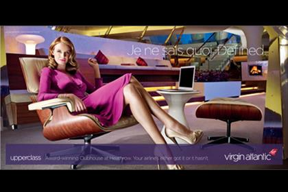 Virgin's Flights of Fancy for the Premium 'je ne sais quoi'