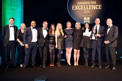 Newsworks wins the Business to Business marketing prize