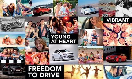 Marketing will focus on younger consumers and the
