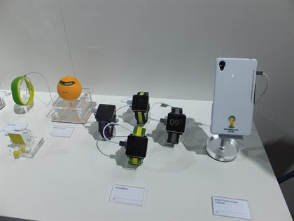 Sony's World Cup range of devices