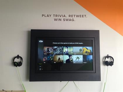 More playful activity in the Spotify House: