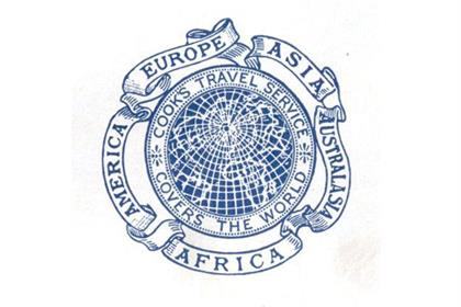 A fifth ribbon was added to the globe symbol in 1928, and