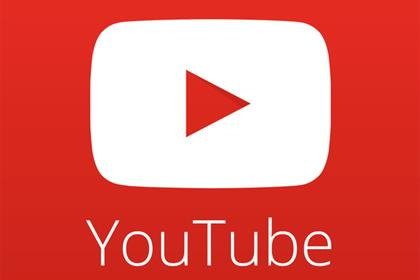 YouTube's new logo