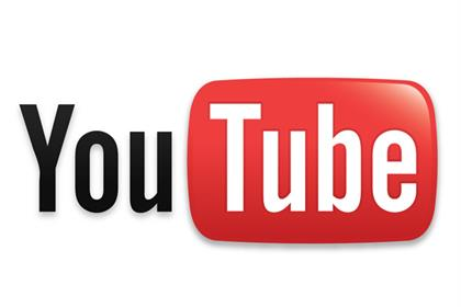 YouTube's old logo