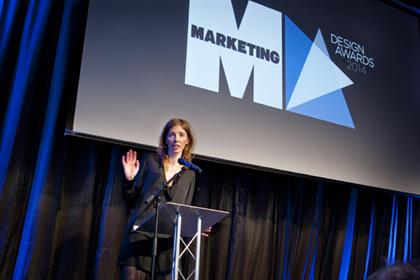 Marketing's editor Claire Beale spoke about the importance of design