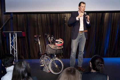 The awards were hosted by Brompton Bicycle MD Will Butler-Adams