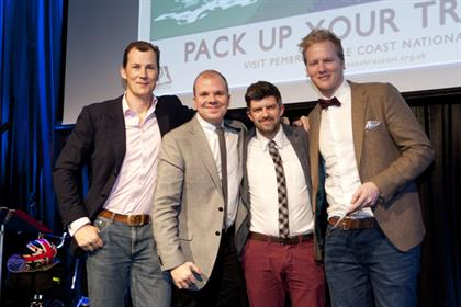 Agency Hatched picked up a trio of awards for Pembrokeshire Coast National Park 60th anniversary campaign