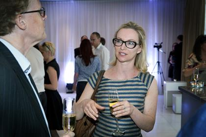 M&C Saatchi's Carrie Hindmarsh chats to Stephen Maher of MBA and chairman of The Marketing Society