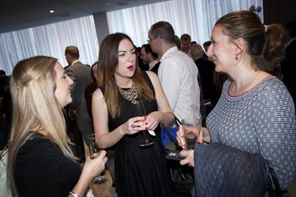 The great, the good and the beautiful partied at St Martin's Lane Hotel to celebrate the Marketing launch
