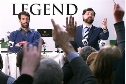 Ruud van Nistelrooy press conference