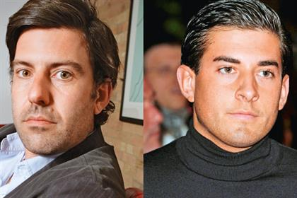 2. Jonathan Allan and James 'Arg' Argent