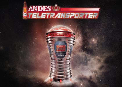 Andes 'Teletransporter'