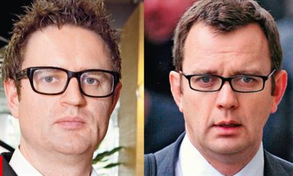 5. David Golding and Andy Coulson
