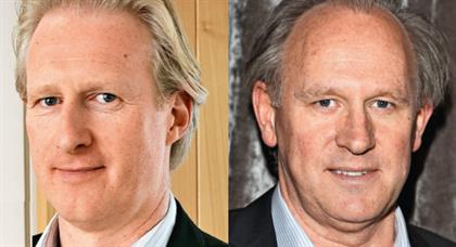 6. Russ Lidstone and Peter Davison