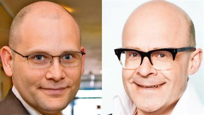 8. Jean-Paul Edwards and Harry Hill