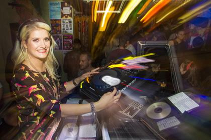 Amy Dabbs, digital account director, Maxus - DJ and music producer