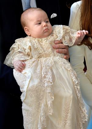 8. The London Evening Standard naming Prince George the most influential Londoner