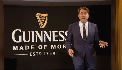 5. Guinness 'Jonathan Ross' by Carat