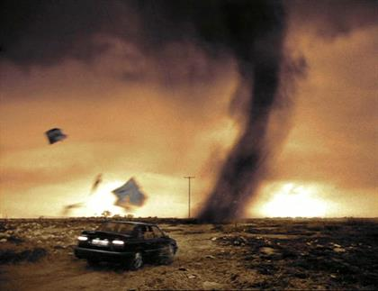 1995's 'tornado' spot for Volvo