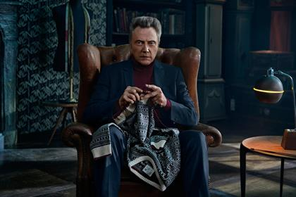 Jack & Jones: 'a sinisterly stylish Christopher Walken plays the role of a tailor with strange powers in a dark and hypnotic series'