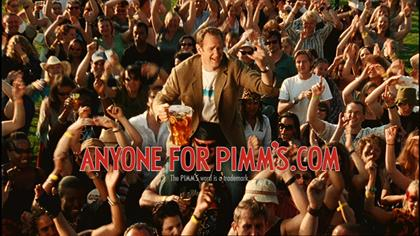 Pimm's: ran for five years