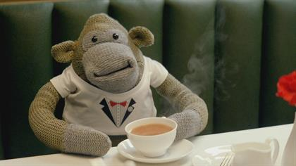PG Tips: puppet, Monkey