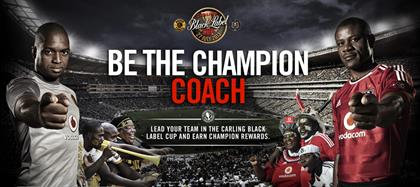 Carling's 'be the coach' by Ogilvy & Mather South Africa