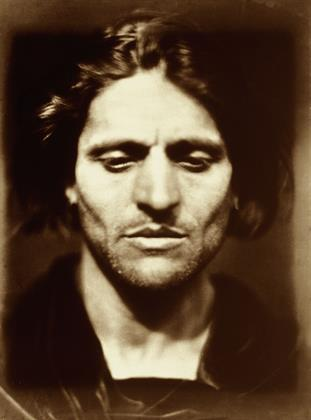 Julia Margaret Cameron, Iago (Study from an Italian), 1867, National Media Museum