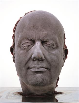Marc Quinn, Self, 2006, National Portrait Gallery 4