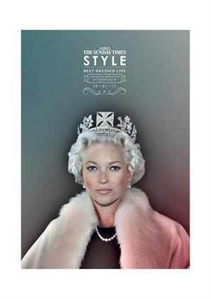 4. The Sunday Times, 'fashion royalty'