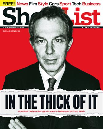 Tony Blair - 23rd September 2010
