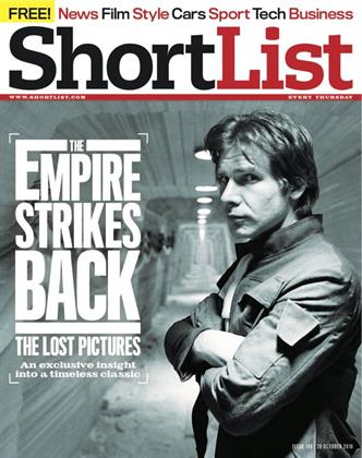 The Empire Strikes Back - 28th October 2010