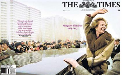 Times Special edition