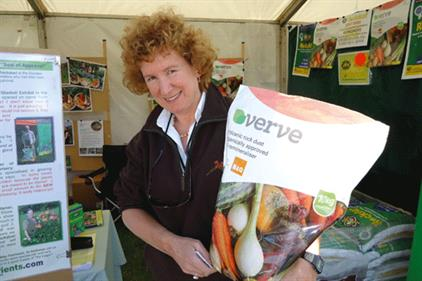 Jennifer Cook, sales director, Binn Soil Nutrients - image: Binn Soil Nutrients