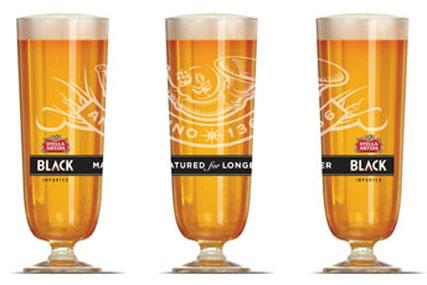 Stella Artois Black: beer launches soon
