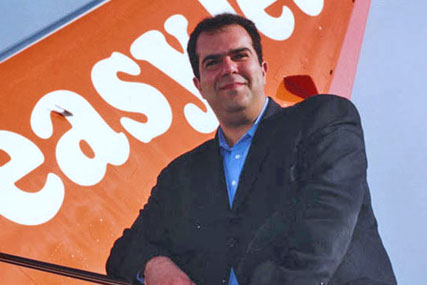 Stelios Haji-Ioannou: in disupte with easyJet
