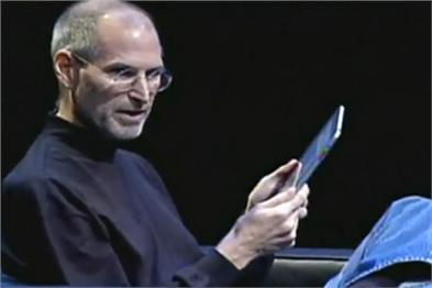 Steve Jobs: Apple fails to break into top flight