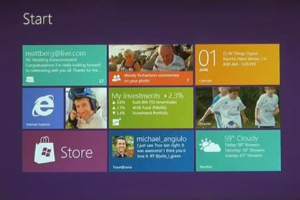 Windows 8: Microsoft targets tablet market with latest update