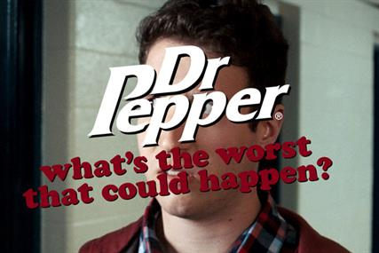 Lean Mean Fighting Machine lost the Dr Pepper and Coke Zero  accounts