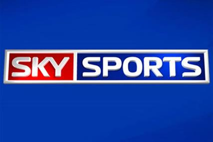 Sky Sports: rapped over screening of EA logos during football match covrerage