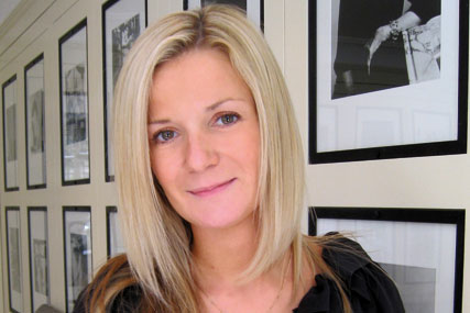 Serena Burns: has left her commercial director role at Condé Nast Digital