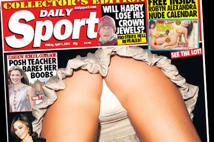 Daily Sport: financial crisis forces the tabloid to cease publishing