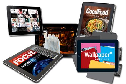 iPad: magazine publishers race to embrace the tablet