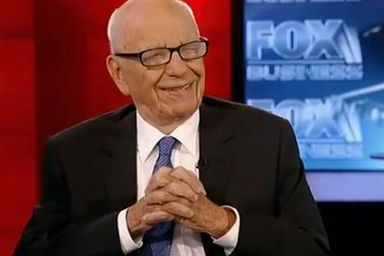 Rupert Murdoch: says he is reluctant to invest further in the UK