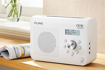 Digital radio: purchases for home use are on the increase