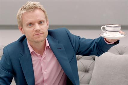 Virgin Media: Marc Warren stars in TiVo campaign